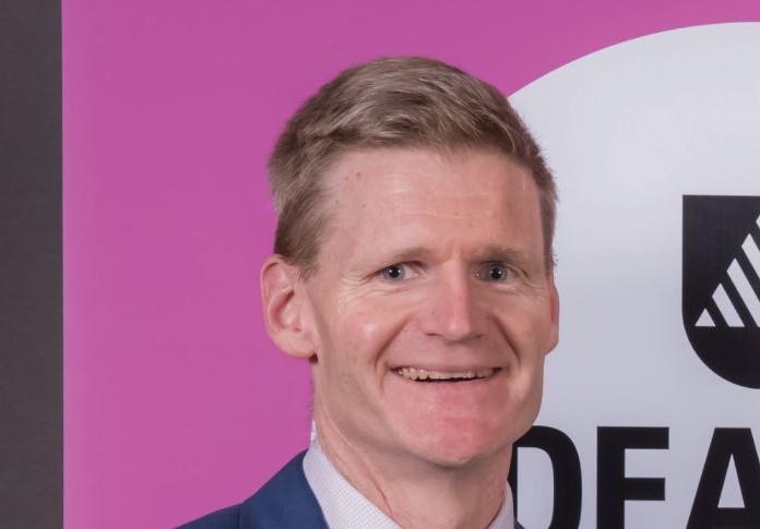Deakin Hea Fellows Profile Series – Glenn Wadley