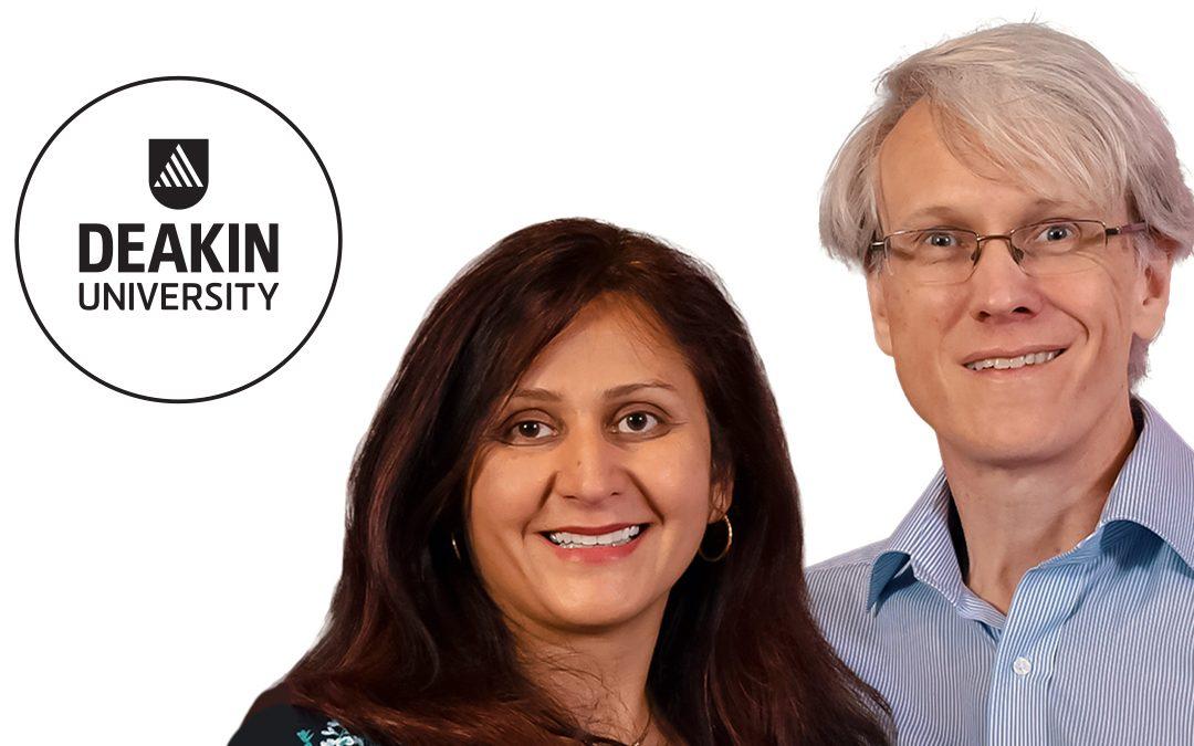 2020 AAUT – Meet Dr Craig Parker and Assoc. Prof. Harsh Suri