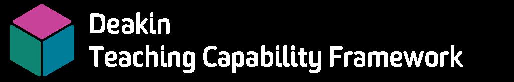 Deakin Teaching Capability Framework